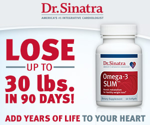 Sinatra Omega-3 Slim - Now only $14.99 (57% Off!)