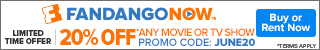 20% off Everything At FandangoNOW