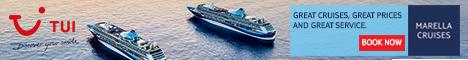 TUI Marella Cruises - Cruise Holidays and Cruise Deals