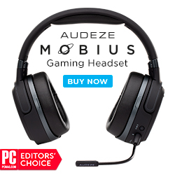 Audeze Mobius PC Magazine Editor's Choice
