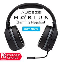 Audeze Mobius PC Magazine Editor's Choice