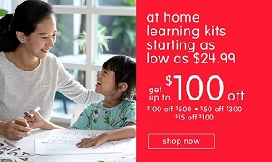 EDUCATE, ENGAGE & ENTERTAIN PRODUCTS ON SALE! Save Up To $100 OFF Plus Free Shipping
