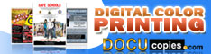 DocuCopies.com - Low Cost Digital Color Printing
