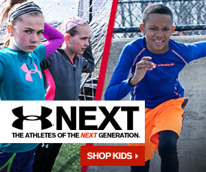 This Is Gear Built For The NEXT Generation Of Athletes. Shop UA Youth.