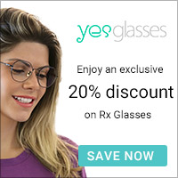 Get 28% Off Your First Order at Yesglasses