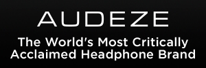 Audeze Headphones Logo