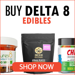 Get Delta 8 Edibles Online!