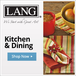 Buy LANG Kitchen & Dining Decor!