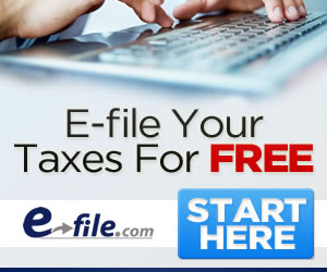 File your taxes for free with eFile