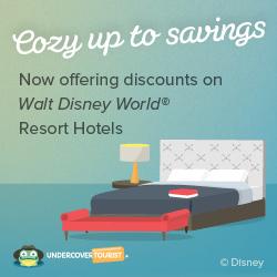 Save up to 28% on Walt Disney World Resort Hotels