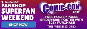 free spiderman poster