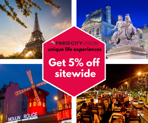 10% Off Palace of Versailles audio guided Tour from Paris