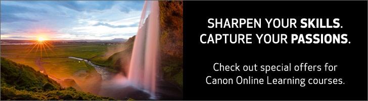 Canon Online Courses