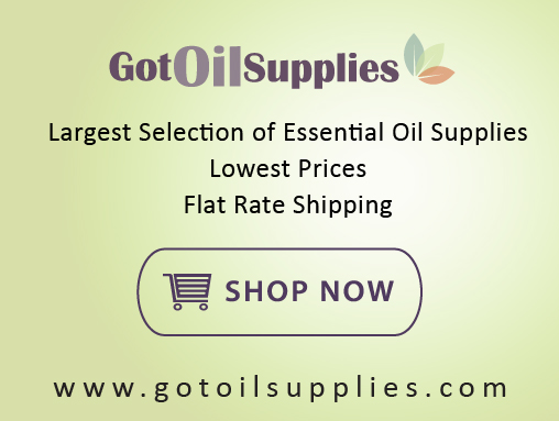 Got Oil Supplies has the essential oil gear you ne…