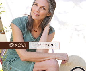 XCVI: Shop Spring New Arrivals 300x250-4