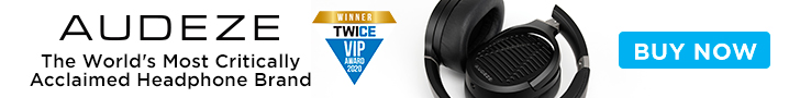 Audeze LCD-1 Twice VIP Award Leaderboard