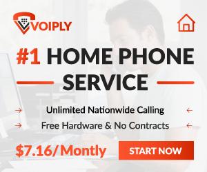 $7.16/Mo Home Phone Service