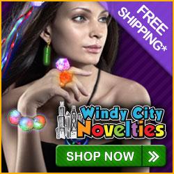 Windy City Novelties Free Shipping