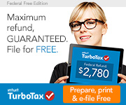 Save 18% on TurboTax Federal Products!