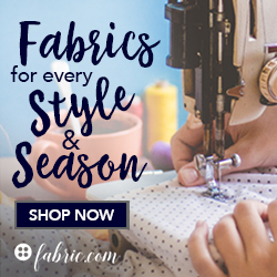 Get crafting with Fabric.com