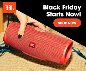 JBL Black Friday Sale: Save 10-70% on Portable Speakers and more
