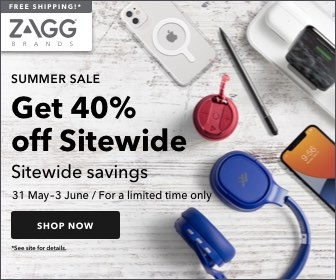 Get 40% Off Sitewide for a Limited Time Only!