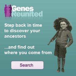 Discover your ancestors at Genes Reunited.co.uk