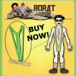 TV Store Online - Borat Mankini 1