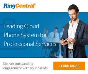 RingCentral Office - Leading Cloud Phone System for Professional Services.