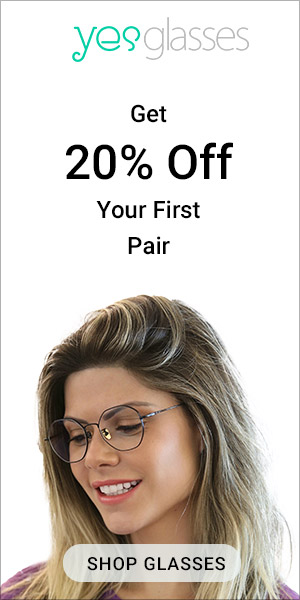 Get 33% Off Your First Order at Yesglasses