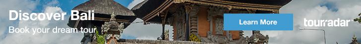 Tourradar - Discover Bali