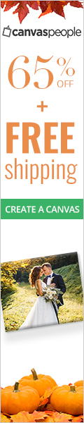 65% off all Canvases FREE SHIPPING!
