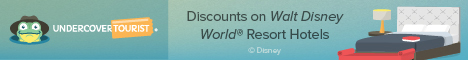 Undercover Tourist provides great discounts on Walt Disney World Resort Hotels
