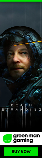 Pre-Purchase Death Stranding for PC at Green Man Gaming