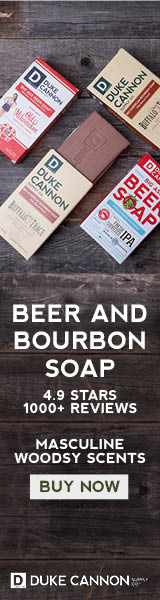 Beer and Bourbon Box 160x600