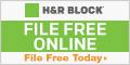 Online - H&R Block Zip.Zero.Zilch 120x60