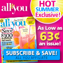 Mother's Day Bundle - Real Simple & ALL YOU for only $20! - 125x125