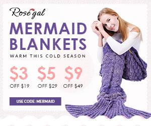 Mermaid Blankets Sale