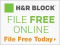 Online - H&R Block  Zip.Zero.Zilch 120x90