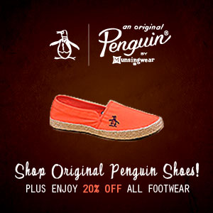 Original Penguin -  300x300 20% off Shoes