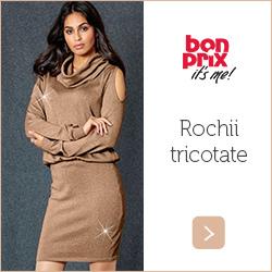 Bonprixro.ro - Rochii tricotate