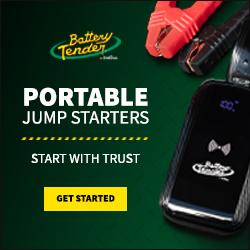 Battery Tender Jump Starters
