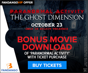 Paranormal Activity: The Ghost Dimension GWP