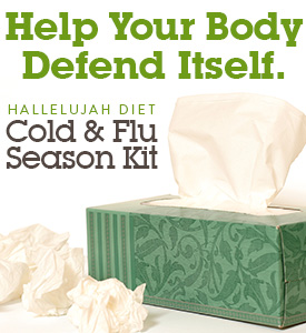 Cold and Flu Kit, cold and flu,  sick,  immune system,  vitamin c,  selenium