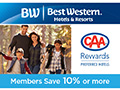 Best Western CAA Discounts