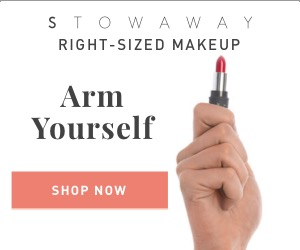 Arm Yourself Stowaway Cosmetics 300x250