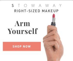 Arm Yourself Stowaway Cosmetics 300x250