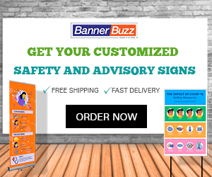 BannerBuzz Au Has Your Back to Help Spread the Word. Get Customized Safety & Advisory Signs to Help