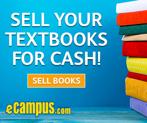 Need cash? Sell your used book...