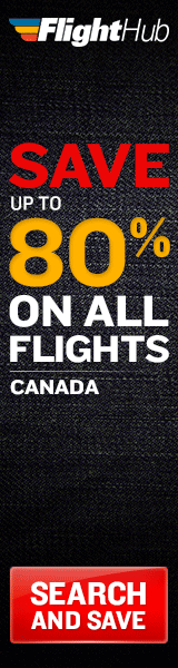 Book flights on FlightHub - Up to 80% off!